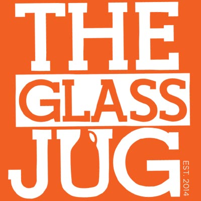the glass jug