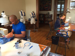 SUPLOGIX Team Sewing