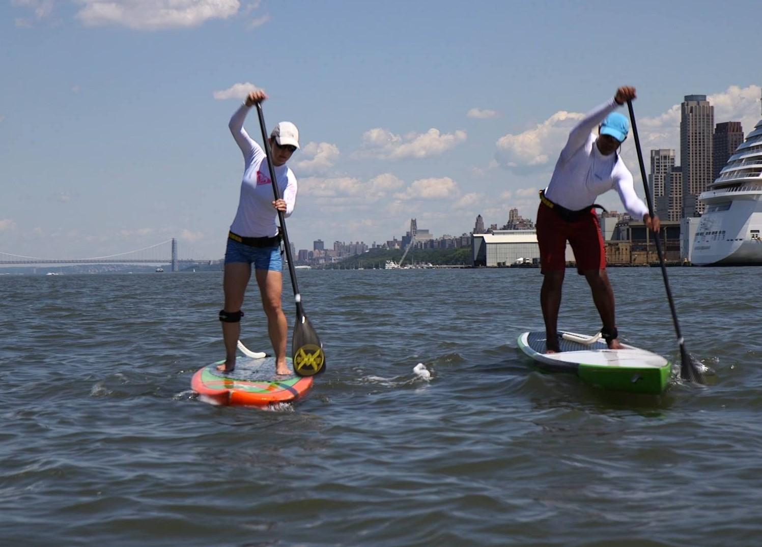 SUPLOGIX Team on the Hudson